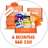 Bulu Box 6 Month Gift Subscription makes a great holiday gift